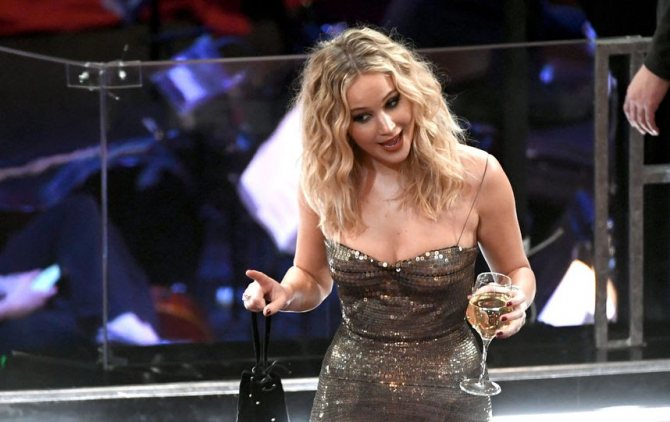 Фото с церемонии вручения премии «Оскар»
