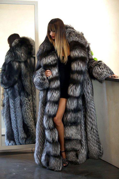 фото зимней верхней одежды