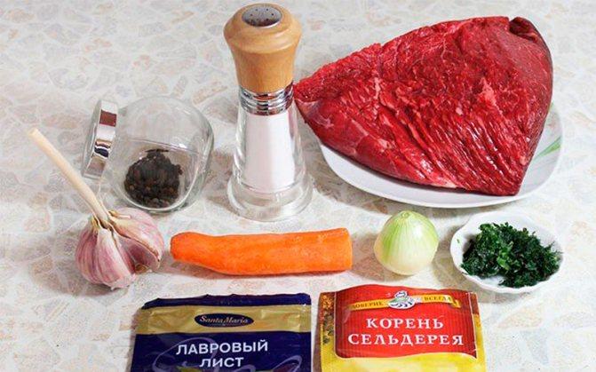 Фото1 Как варить говядину