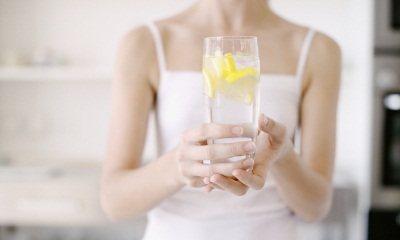 Вода лимон натощак для похудения