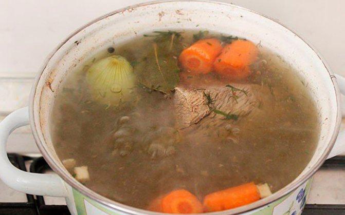 Фото4 Как варить говядину