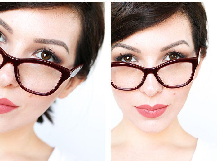 Фотография Кейои Коллун в очках с роговой оправой