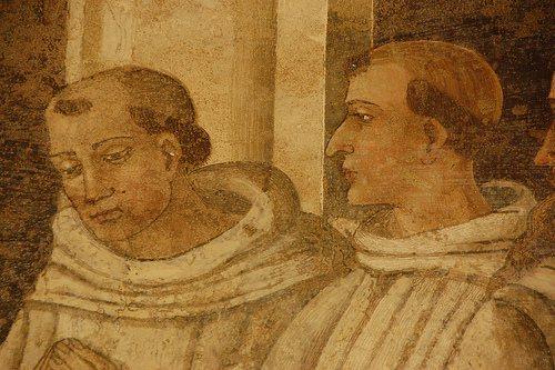 Францисканские монахи