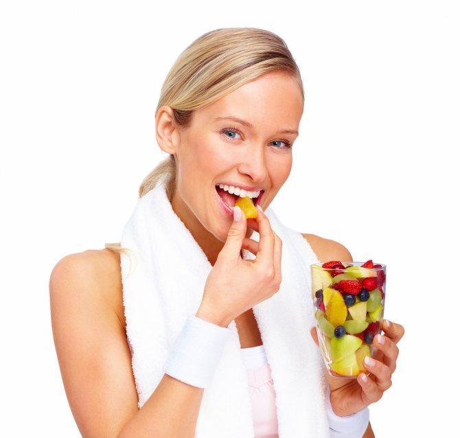 Фруктовая диета 12 лет