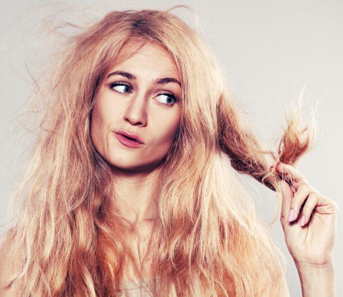 Восстановить волосы после окрашивания в домашних условиях