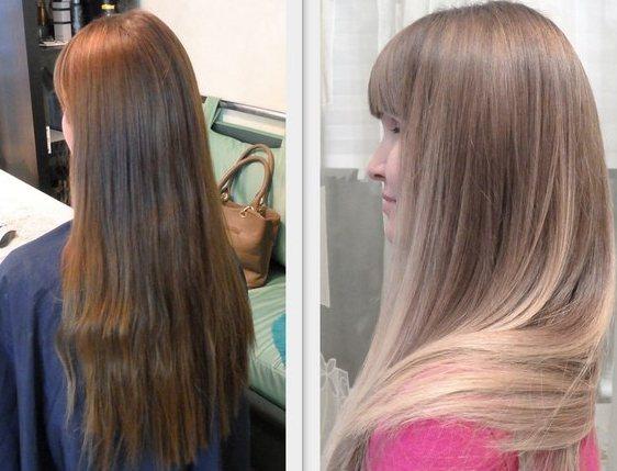 Можно ли изменить цвет волос навсегда без краски: как освежить и затемнить