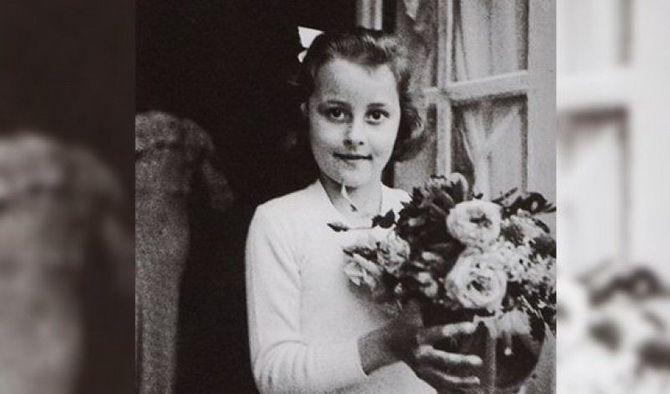 Габриэль Бонер Шанель в детстве