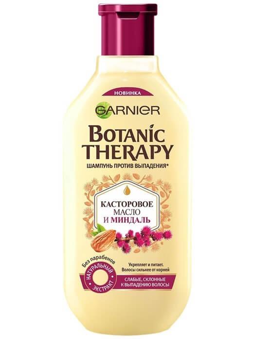 Garnier Botanic Therapy «Касторовое масло и Миндаль»