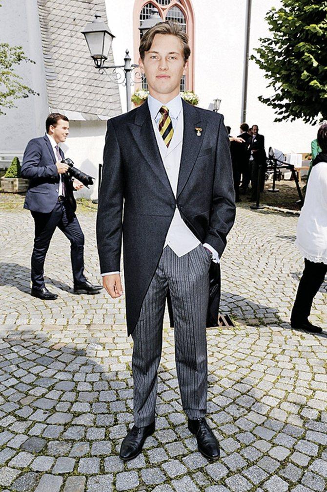 Генриха-Донатуса на родине в Германии часто называют просто Тедди. Фото: Gisela Schober/Getty Images