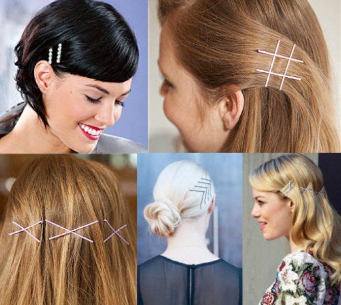 геометрия невидимки для волос