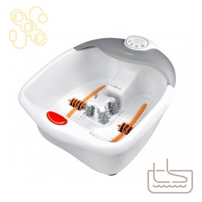 Гидромассажная ванночка Medisana FS 885 Comfort - фото