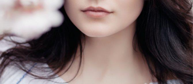 Гладкая шея без морщин