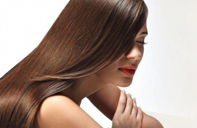 Гладкость волос в домашних условиях отзывы
