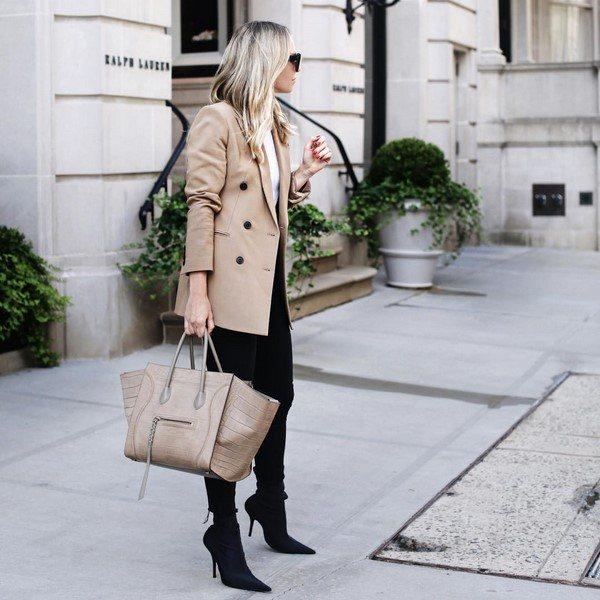 Главные тренды весенней моды. Фото идеи лучших весенних образов