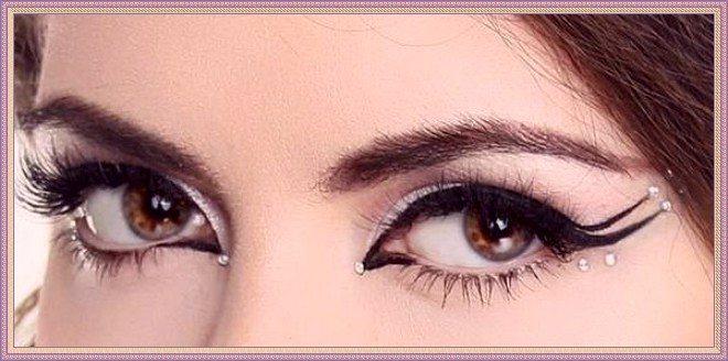 глубокий медовый цвет глаз