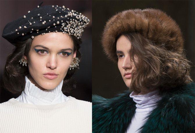 Головные уборы и модные тенденции