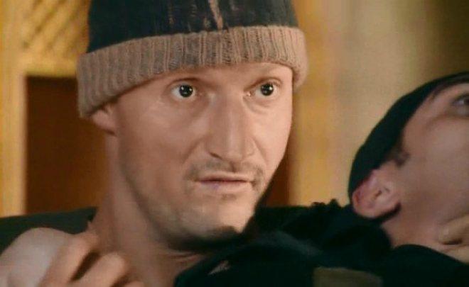 Гоша Куценко в сериале «Спецназ»