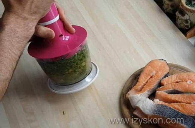 Готовим маринад для стейков