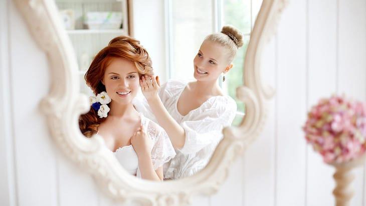 Греческая прическа невесте на свадьбу