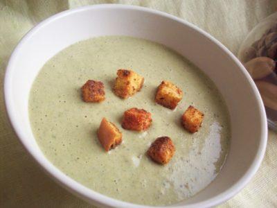 Грибной суп пюре рецепт из замороженных грибов