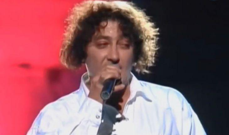 Григорий Лепс в 1996 году