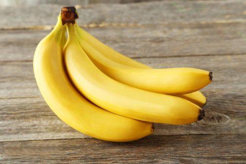 Гроздь бананов