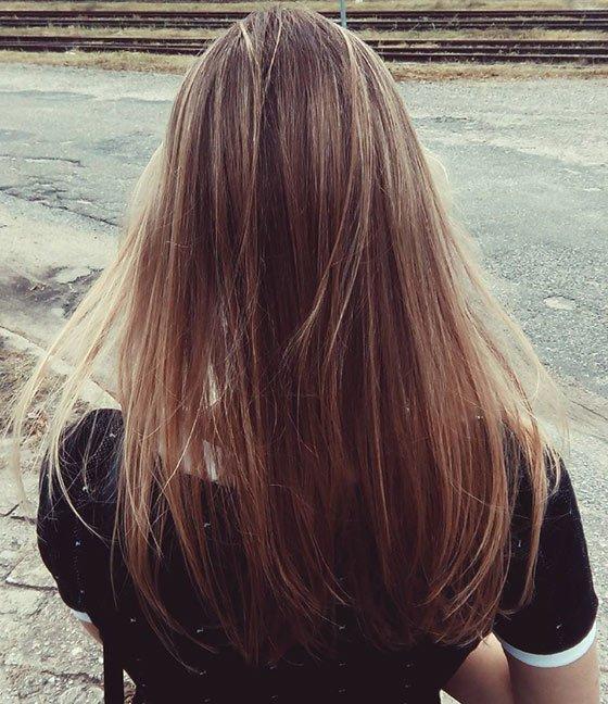Грязный блонд