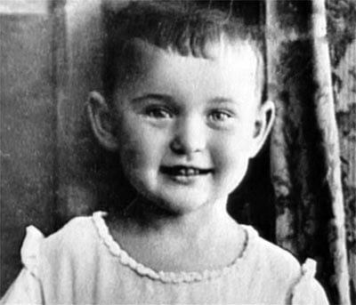Гурченко в детстве