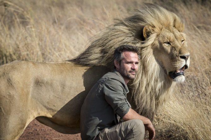 Характер мужчины - Льва