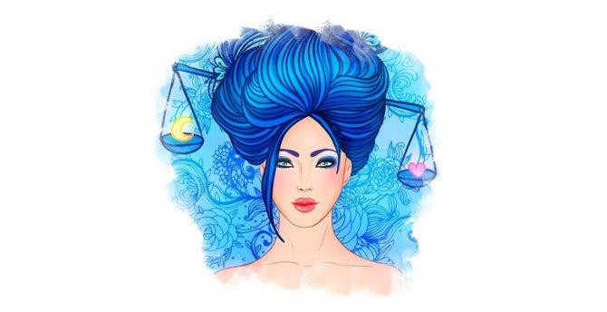 Характеристика женщины-Весы по знаку зодиака: равновесие или вечные сомнения