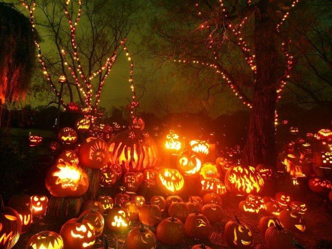 Хэллоуин неизвестные факты об известном празднике, фото № 8
