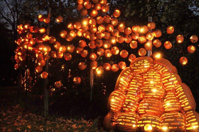 Хэллоуин неизвестные факты об известном празднике, фото № 9