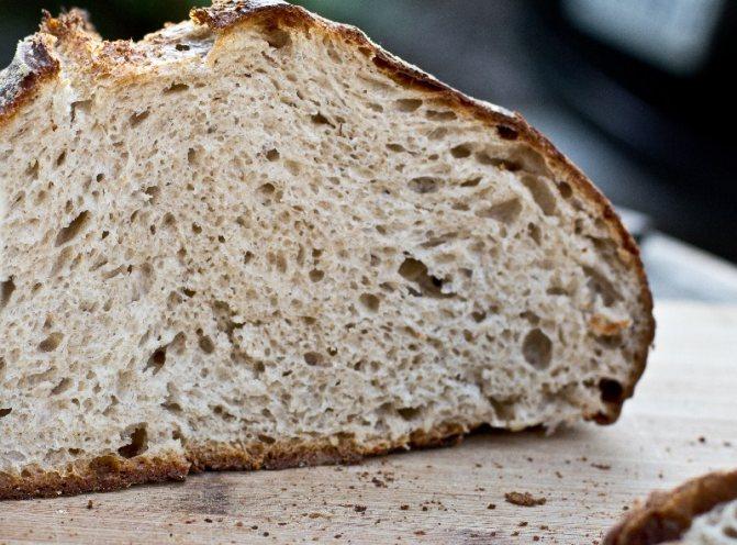 Хлеб с отрубями польза и вред