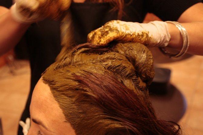Хна для волос закрашивает ли седину