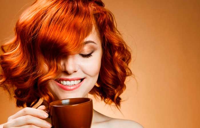 хна и кофе для волос рецепт