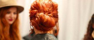 хна на волосах сколько держать