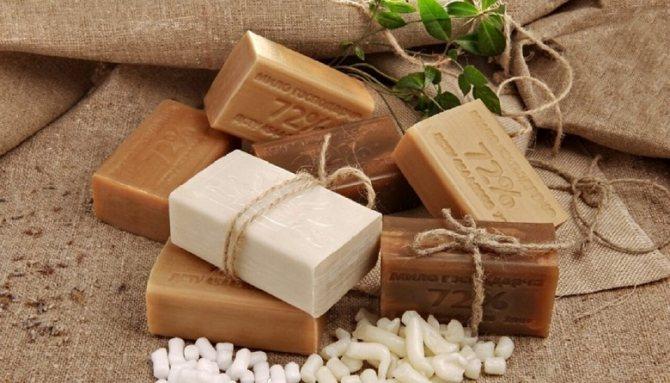 Хозяйственное мыло для волос – мыть или не мыть? Фото 1