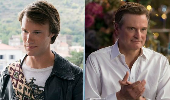 Хью Скиннер и Колин Фёрт сыграли Гарри из «Mamma Mia»