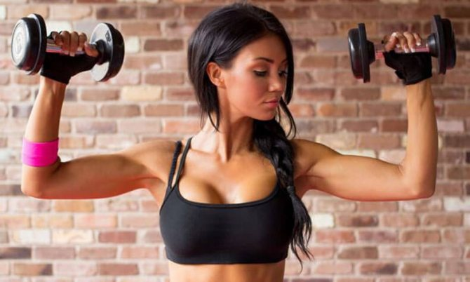 Идеальные руки - СУПЕР эффективные упражнения!