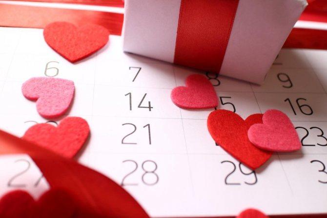 идеи и лайфхаки на День Святого Валентина