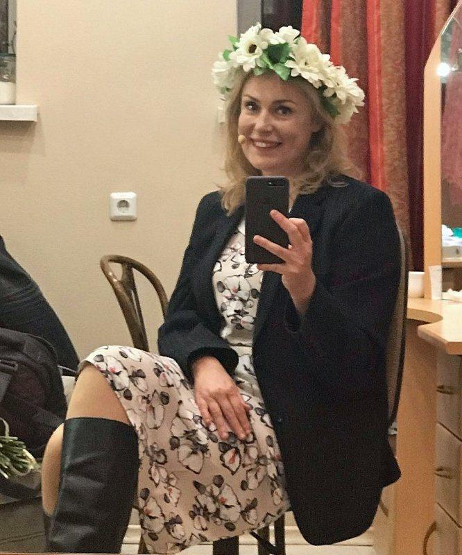 Инстаграм и Википедия Марии Шукшиной