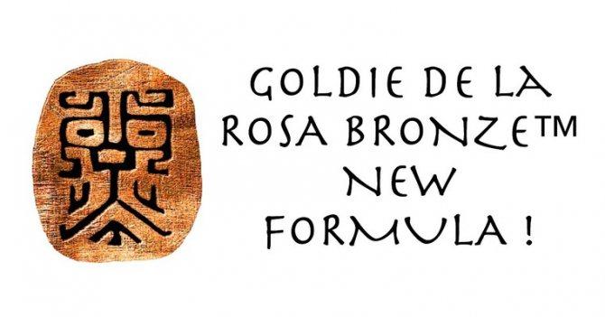 Инструкция по oldie de la ronze Розовая бронза, фото № 1