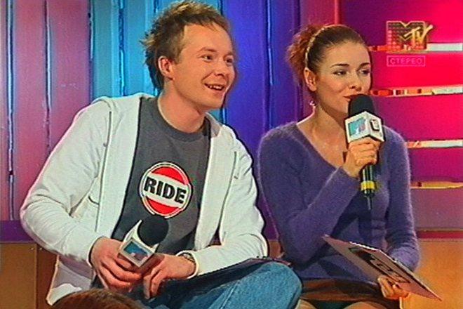 Ирена Понарошку и Юрий Пашков в программе «Тотальное шоу» на «MTV»