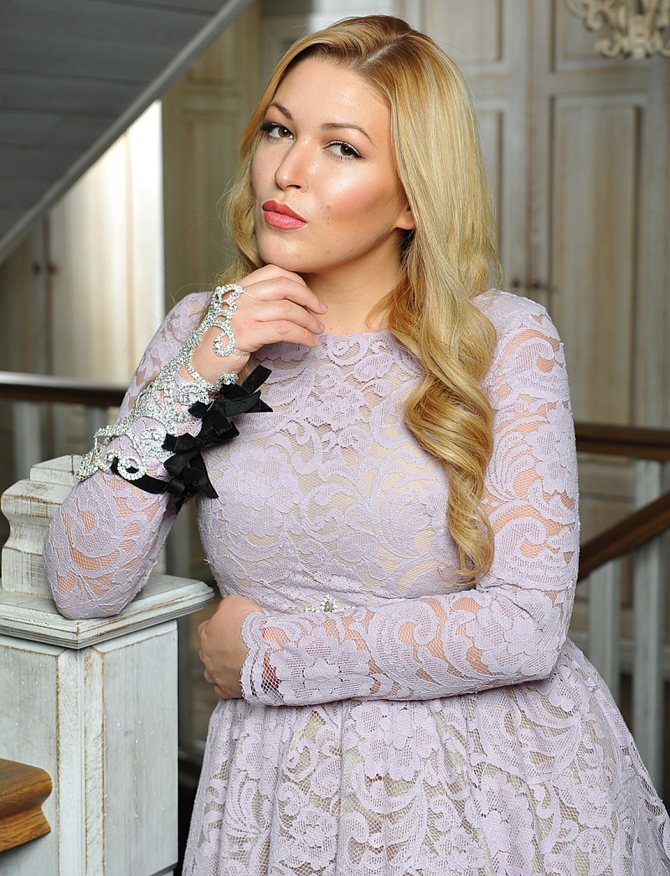 Ирина Дубцова не скрывает маммопластику Фото: Иван ВИСЛОВ
