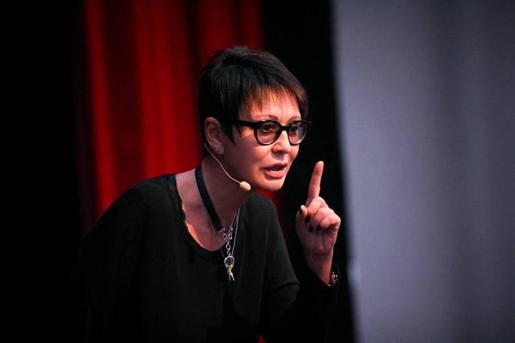 Ирина Хакамада обалденная лекция умной женщины фото