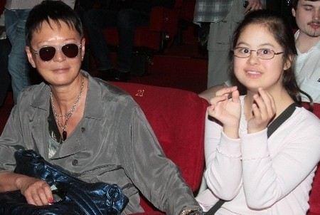 Ирина Хакамада с дочерью Машей