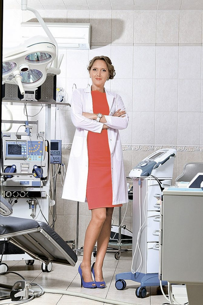 Ирина Першина - не только телеведущая, но и профессиональный стоматолог.