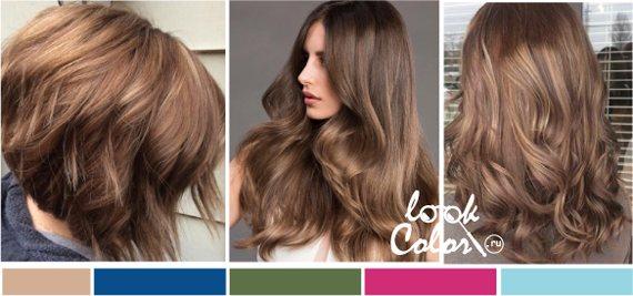 Ириска – модный цвет волос
