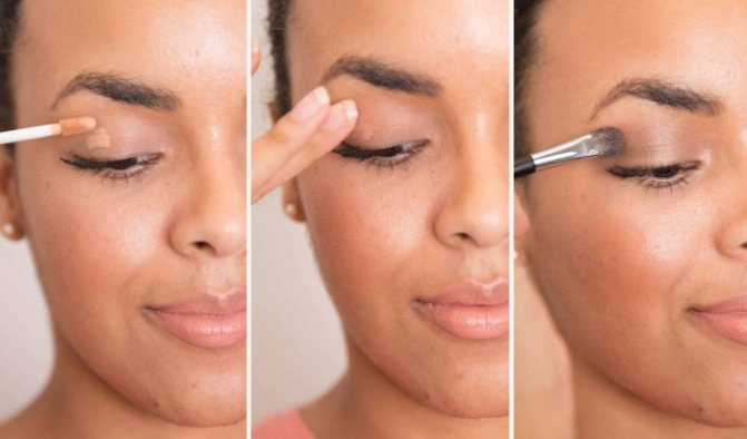 Использование праймера в макияе