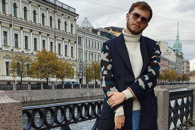 Историк моды Анатоль Вовк Фото: Личная страница героя публикации в соцсети